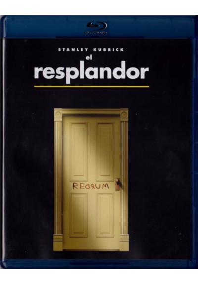 El Resplandor (Blu-Ray) (The Shinning)