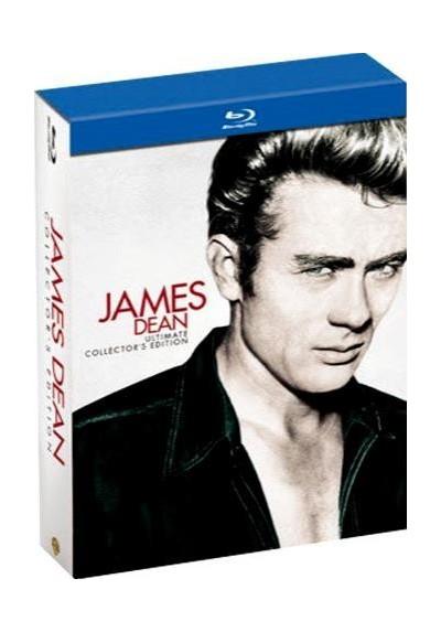 Pack James Dean : La Colección - Al Este Del Edén / Rebelde Sin Causa / Gigante (Blu-Ray)