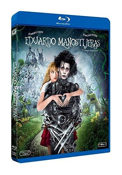 Eduardo Manostijeras . Ed. 25 Aniversario (Blu-Ray) (Edward Scissorshands)
