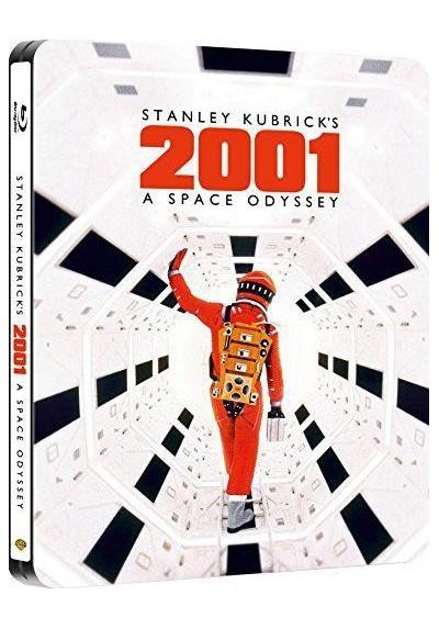 Kubrick: 2001. Una Odisea Del Espacio2001: Una Odisea Del Espacio - Edición Metálica