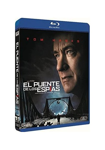 El Puente De Los Espías (Blu-ray) (Bridge Of Spies)