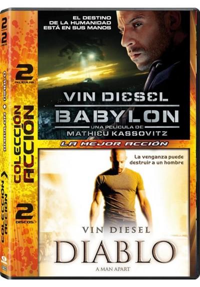 Pack Babylon / Diablo