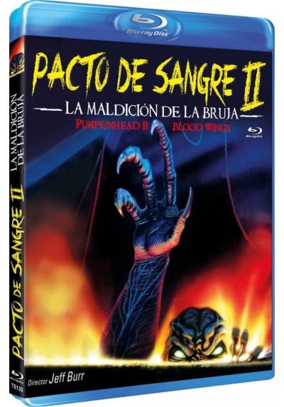 Pacto De Sangre II : La Maldición De La Bruja (Blu-Ray) (Pumpkinhead 2: Blood Wings)