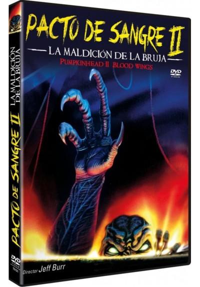 Pacto De Sangre II : La Maldición De La Bruja (Pumpkinhead 2: Blood Wings)