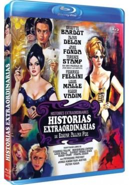 Historias Extraordinarias (Histoires Extraordinaires) (Blu-Ray)