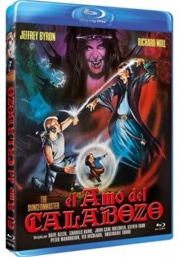 El Amo Del Calabozo (Blu-Ray) (Ragewar)