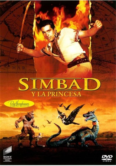 Simbad y La Princesa (The 7th Voyage Of Sinbad)