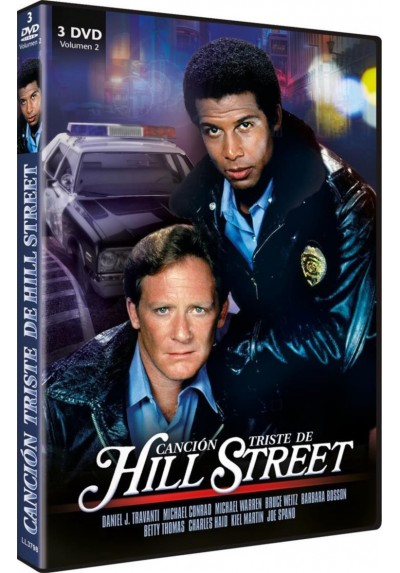 Cancion triste de Hill Street - Volumen 2