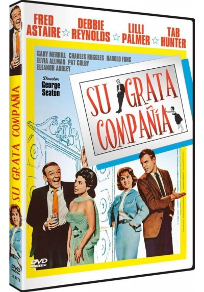 Su Grata Compañía (The Pleasure Of His Company)