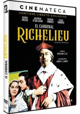 El Cardenal Richelieu (V.O.S.) (Cardinal Richelieu)