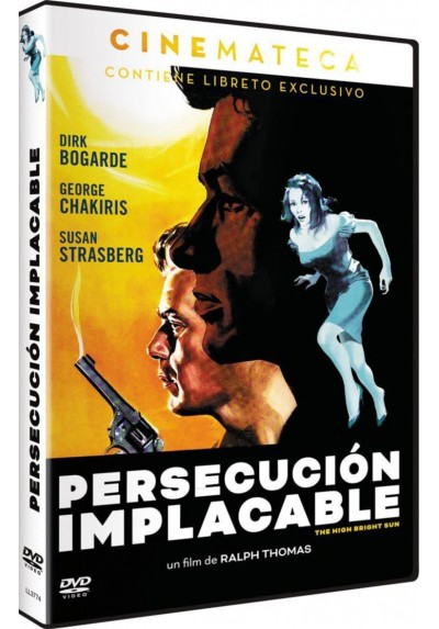 Persecución Implacable (The High Bright Sun)