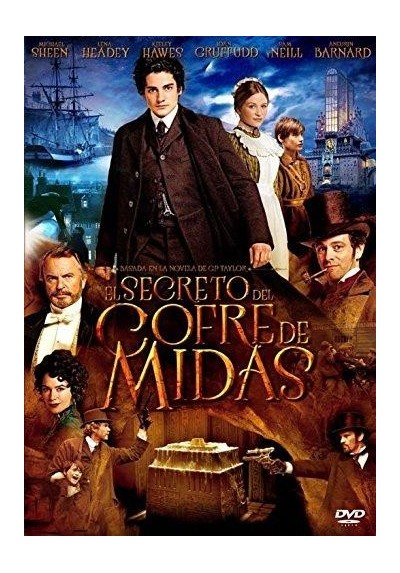 El Secreto Del Cofre De Midas (The Adventurer: The Curse Of The Midas Box)