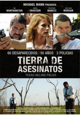Tierra De Asesinatos (Texas Killing Fields)