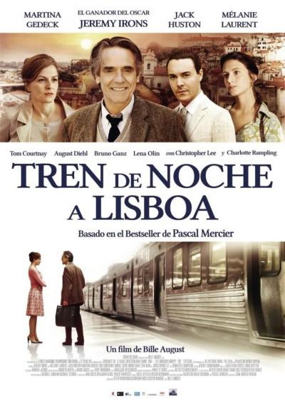 Tren De Noche A Lisboa (Night Train To Lisbon)