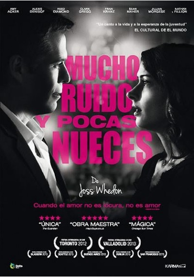 Mucho Ruido Y Pocas Nueces (2012) (Much Ado About Nothing)