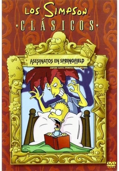 Los Simpson Clásicos: Asesinatos en Springfield