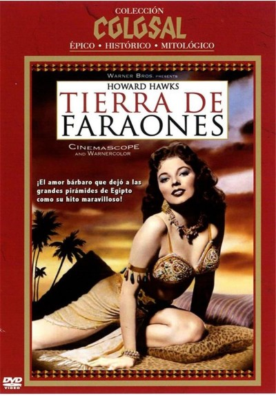 Tierra de Faraones (Land of the Pharaohs)