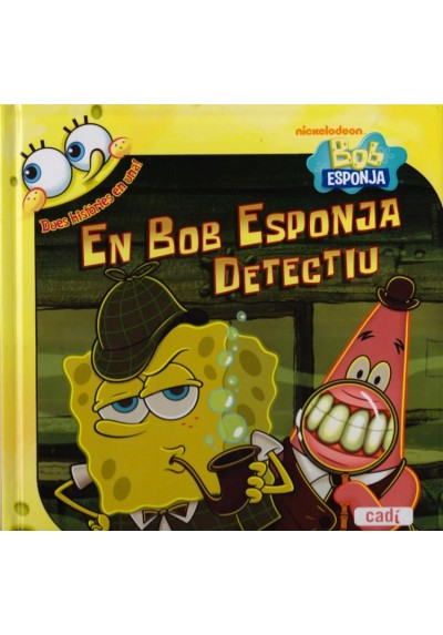 En Bob Esponja Detectiu (Ed. Catalan)