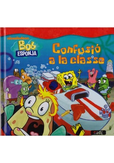 Bob Esponja: Confusió a la classe (Ed. Catalan)