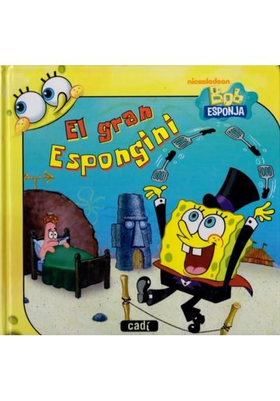 El gran Espongini (Ed. Catalan)