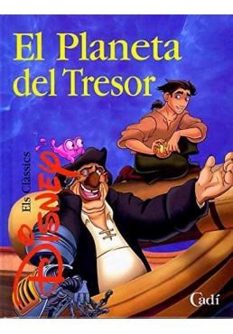 El Planeta del Tresor (Els clàssics Disney) (Ed.Catalán) (Tapa Dura)