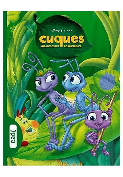 Cuques: Una aventura en miniatura (Els clàssics Disney) (Ed.Catalán) (Tapa Dura)