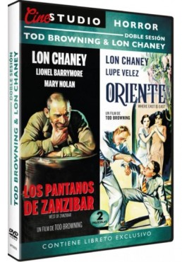 Doble Sesion Tod Browning & Lon Chaney