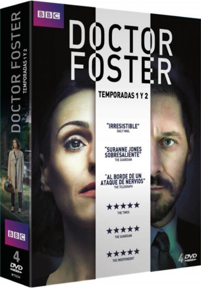 Pack Doctor Foster Temporada 1 y 2