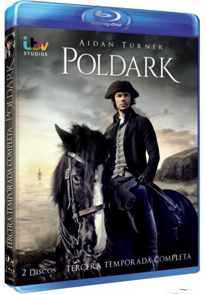 Poldark - 3ª Temporada (2015) (Blu-Ray)