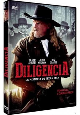 Diligencia, La Historia De Texas Jack (Stagecoach: The Texas Jack Story) (Ed. Catalán)