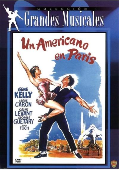 Un Americano en París (An American in Paris)