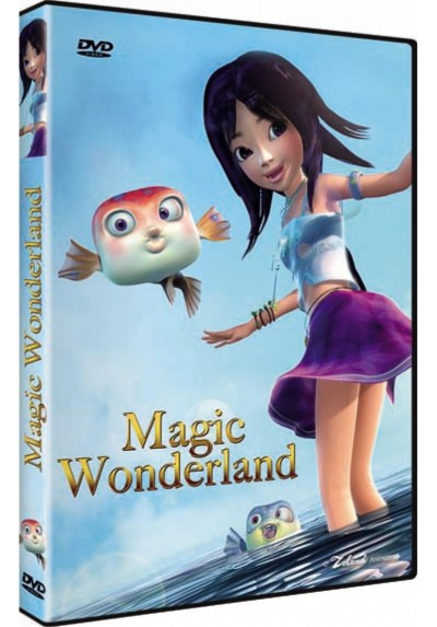Magic Wonderland (Ed. Catalán)