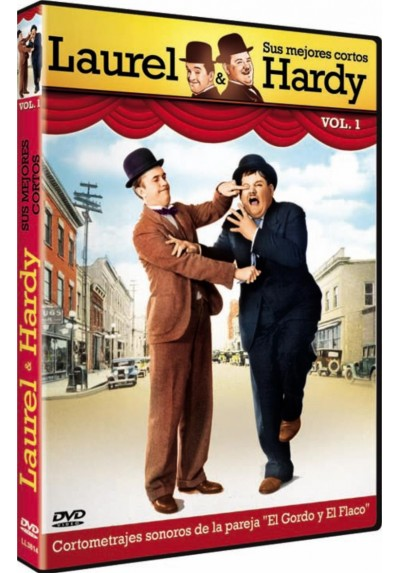 Laurel & Hardy Sus Mejores Cortos - Volumen 1