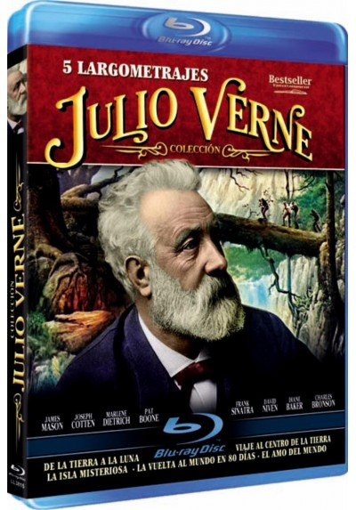 Colección Julio Verne (Blu-ray)