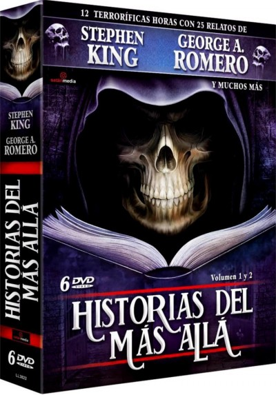 Pack Historias del Más Allá (Tales from the Darkside) - Volumen 1 + 2