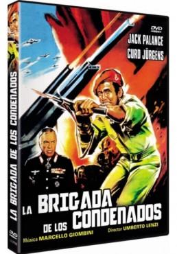 La brigada de los condenados (La legione dei dannati)