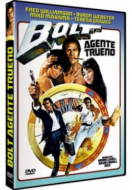 Bolt, Agente Trueno (That Man Bolt)