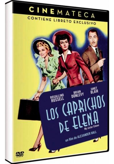 Cinemateca: Los caprichos de Elena (My Sister Eileen)