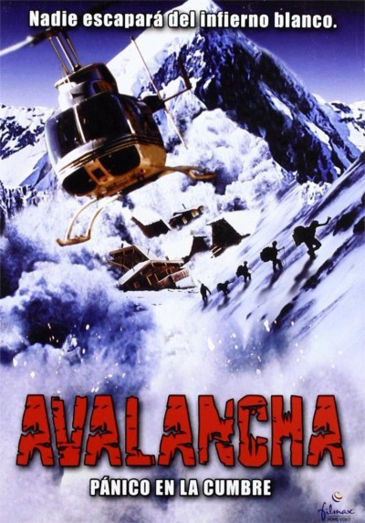 Avalancha: Pánico en la cumbre (Nature Unleashed: Avalanche)