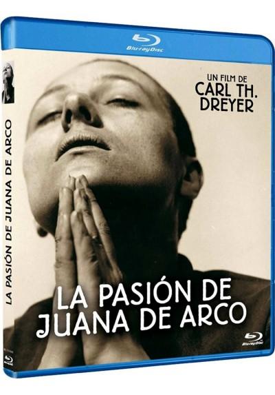 La Pasión De Juana De Arco (Blu-Ray) (Bd-R) (La Passion De Jeanne D'Arc)