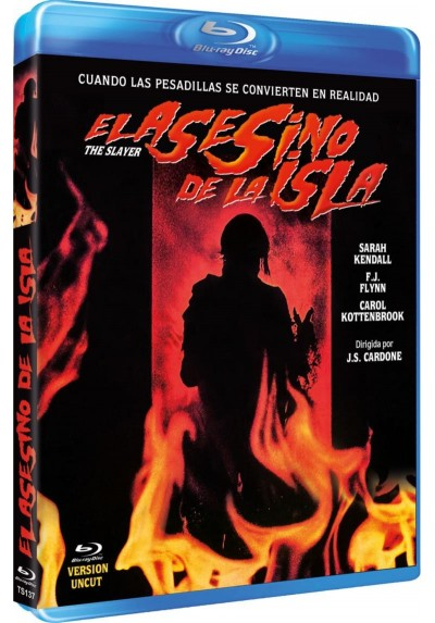 El Asesino de la Isla (The Slayer) (Blu-Ray)