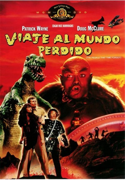 Viaje al Mundo Perdido (The People That Time Forgot)