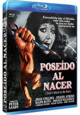 Poseido Al Nacer (I Don't Want to Be Born (The Devil Within Her) (Blu-Ray)