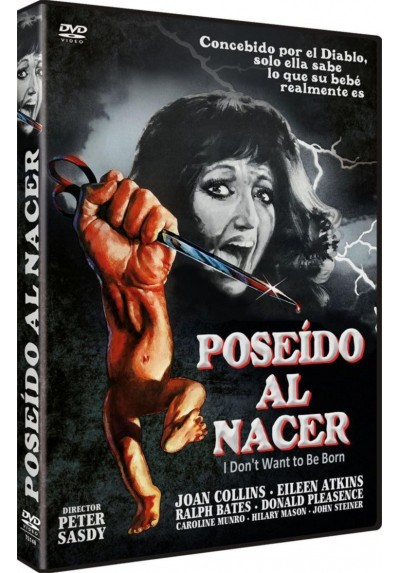 Poseido Al Nacer (I Don't Want to Be Born (The Devil Within Her)
