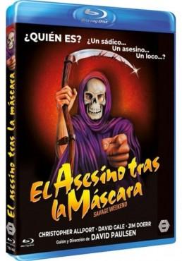 El Asesino Tras La Mascara (Savage Weekend) (Blu-ray)