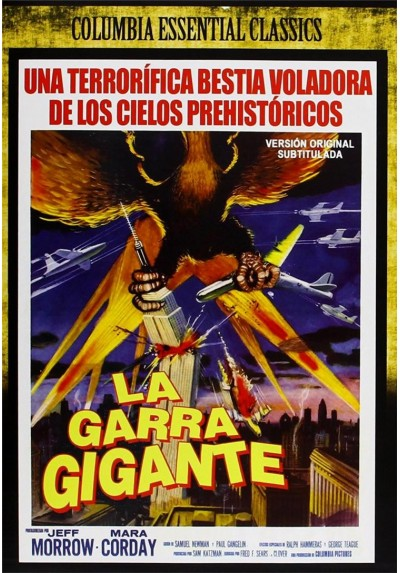 La Garra Gigante (The Giant Claw) (V.O.S.)