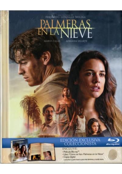 Palmeras En La Nieve (Blu-Ray) (Ed. Libro)