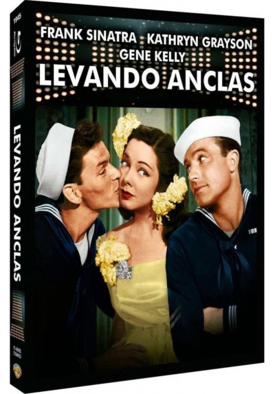 Levando Anclas (Blu-Ray) (Anchors Aweigh)