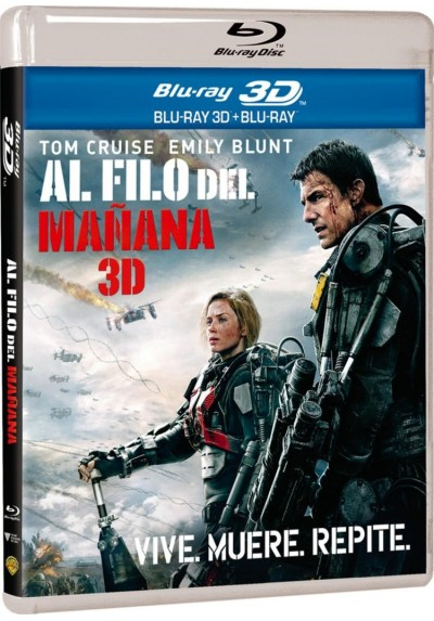 Al Filo Del Mañana (Blu-Ray 3d + Blu-Ray) (Edge Of Tomorrow)