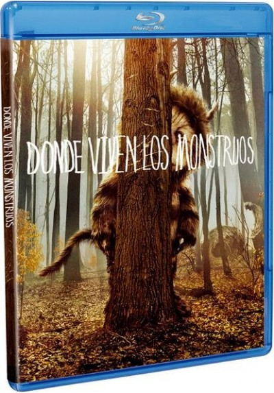 Donde Viven Los Monstruos (Blu-Ray) (Where The Wild Things Are)